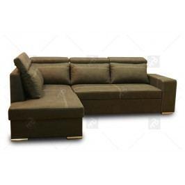 Rohová sedacia súprava mat