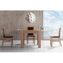 Komplet: stôl saturn 40 + 2 stoličky saturn 101