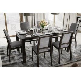 Komplet: stôl sunny 1 + 6 stoličiek desjo 101