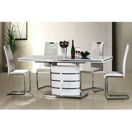 Komplet - stôl fano + 4 stoličky h-790