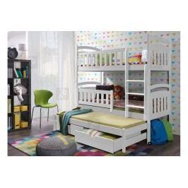 Poschodová posteľ pati - 90 x 200