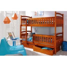 Poschodová posteľ ania ii 90 x 190