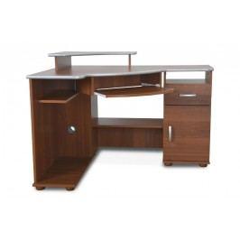 Rohový písací stôl ms