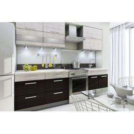 Cuba libre iii - komplet kuchynského nábytku