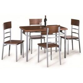 Komplet play - stôl + 4 stoličky