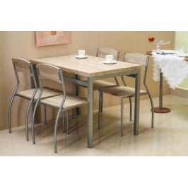Komplet astro - stôl + 4 stoličky