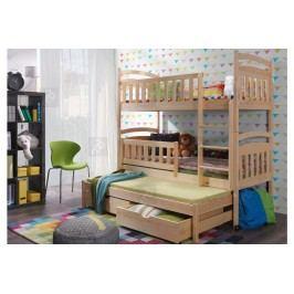 Poschodová posteľ pati - 90 x 190