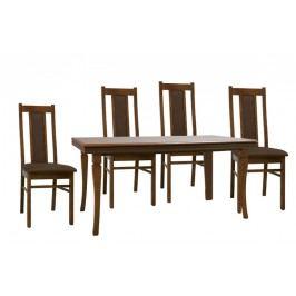 Komplet kora - stôl a stoličky