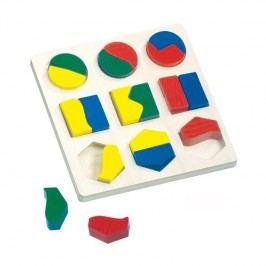 BINO - 84029 Vkladačka Geometrické tvary