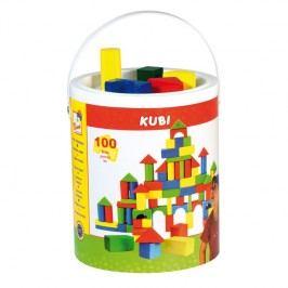 84196 Vedierko s kockami-100 dielov