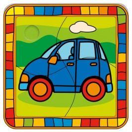 Bino - 88009 Puzzle Auto