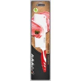 BLAUMANN - Sekáčik čepeľ 17,5 cm červený,BL-3022CWR