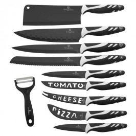 BLAUMANN Berlinger Haus - Nože sada čierna,BH-BBLK11