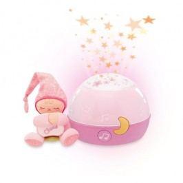CHICCO - Projektor GoodNight Stars - ružový