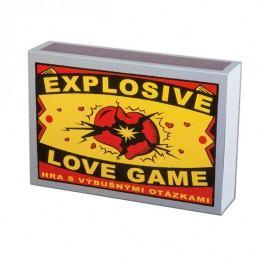 DINOTOYS - párty hra Explosive Love