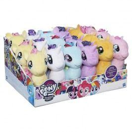"""HASBRO - My Little Pony 12 Cm Plyšový Poník """"S Potlačou Hrivy"""" Asst"""