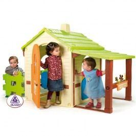 INJUSA - Detský domček COUNTRY PIGI