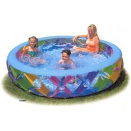 56494 Nafukovací kruhový bazén