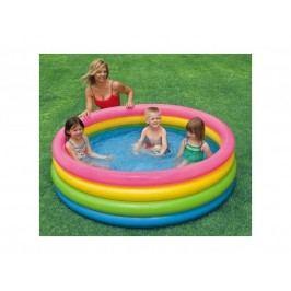 bazén štvorfarebný 168 cm