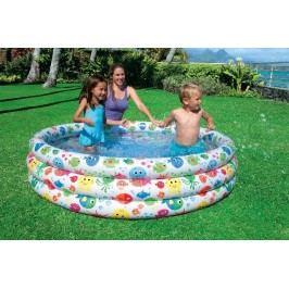 detský nafukovací bazén 168x40cm