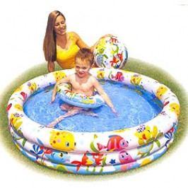 INTEX - nafukovací bazén Detský set