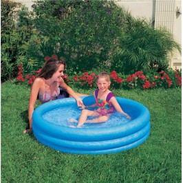 nafukovací detský bazén Crystal Blue 59416