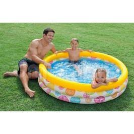 nafukovací detský bazén Farebný 58439