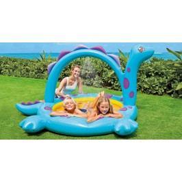 Nafukovací detský bazénik Dinosaurus so sprškou 57437