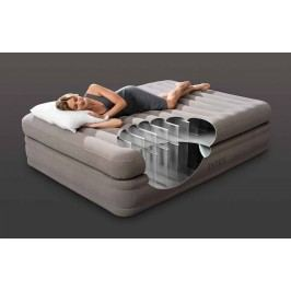 INTEX - nafukovacia posteľ 64446 Prime Comfort QUEEN s integrovanou elektrickou pumpou