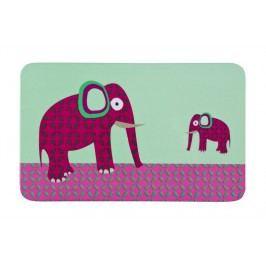 Detské prestieranie Breakfast Boards Wildlife, elephant