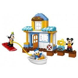 LEGO - Mickey a jeho kamaráti v dome na pláži
