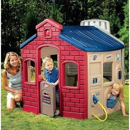 LITTLE TIKES - 444D Mestský domček na hranie