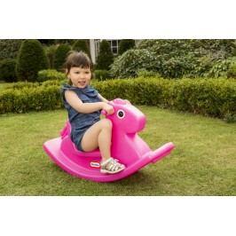 LITTLE TIKES - Detská hojdačka koník ružový