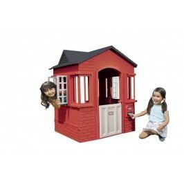 LITTLE TIKES - Domček na hranie Cape Cottage červený 638749
