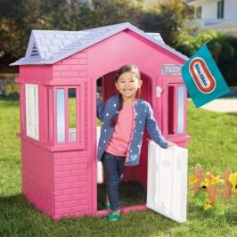 LITTLE TIKES - Little Tikes Domček na hranie Princess Cottage ružový 485145