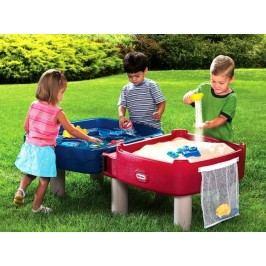 LITTLE TIKES - Skladací vodný stôl a pieskovisko 451T