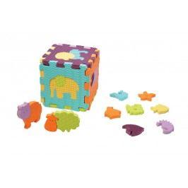 LUDI - Puzzle penové so zvieratkami do vane