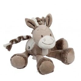 NATTOU - Hračka plyšová hrkacia koník Noa 18 cm