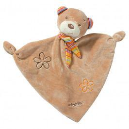 BABY FEHN - Rainbow muchláček medvedík