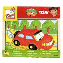 BINO - 88087 Puzzle na doske auto Tori