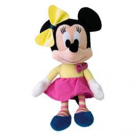 DINOTOYS - Minnie so žltou mašľou 25 cm