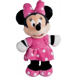 DINOTOYS - Plyšová postavička Minnie ružové šaty 664210