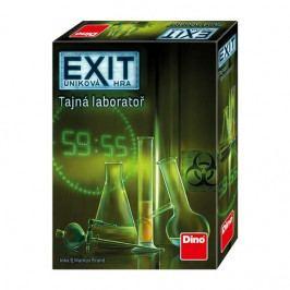 DINOTOYS - Spoločenská úniková hra Exit Tajné laboratórium