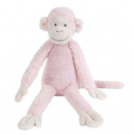 HAPPY HORSE - Opička Mickey - Ružová no.2