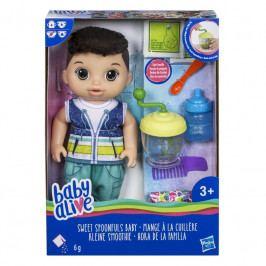 HASBRO - Baby Annabell Tmavovlasý chlapec s mixérom