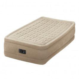 INTEX - nafukovacia posteľ 64456 Ultra Plush Twin s integrovanou elektrickou pumpou