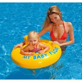 INTEX - nafukovacia sedačka do vody Baby float 70 cm