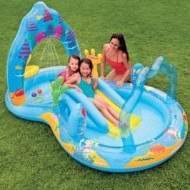 INTEX - nafukovacie bazénové hracie centrum Morská panna 57139
