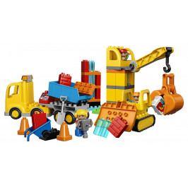 LEGO - Veľké stavenisko