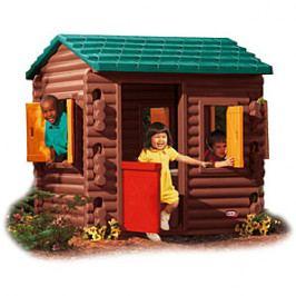 LITTLE TIKES - detský domček Drevenica